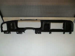 03 11 Ford Crown Victoria Vic Dash Trim Cluster Bezel W Vents P71 Nice Oem