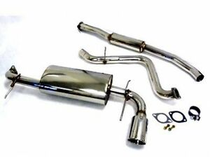 Obx Catback Exhaust System For 2008 14 Impreza Wrx Sti 2 5t Wagon Sedan