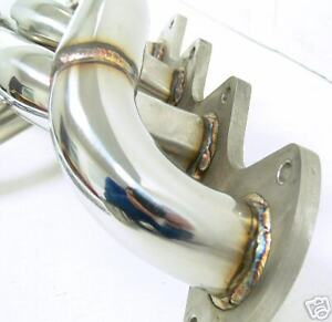 Obx Catted Headers W High Flow For 00 02 Camaro Pontiac Firebird Ls 1