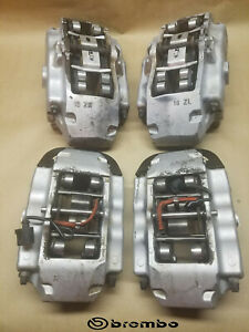 Vw Audi Porsche Full Set Of Brembo Calipers 18z Great Condition