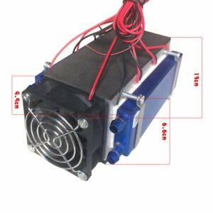 12v 576w 8 chip Tec1 12706 Diy Thermoelectric Cooler Refrigeration Device Kw