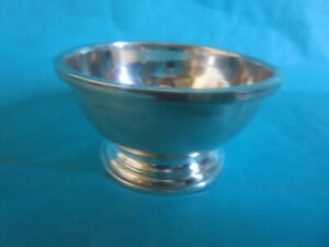 Sterling Silver Salt Cellar 190 Currier Roby 36 Grams