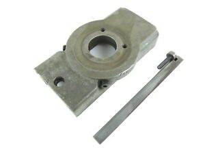 South Bend Heavy 10 Lathe Compound Cross Slide Base Casting W Gib And Screw