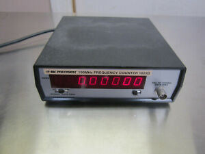 Bk Precision 100 Mhz Frequency Counter 1803b Works