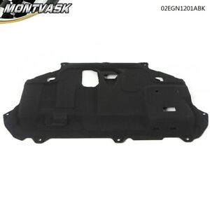 Fo1228121 Black Engine Under Cover Shield For Ford Focus C max 2012 2018