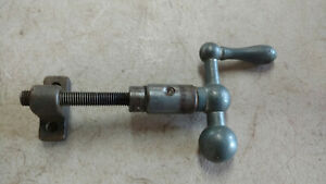 Delta Rockwell 4 Jointer Infeed outfeed Table Adjustment Assembly Screw Handle