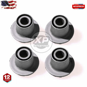 4pcs New Rack And Pinion Mounting Bushing Set For Toyota Sienna Camry 2004 2011