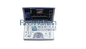 Ge Logiq E Bt11 Portable Ultrasound System With 8l rs Vascular Transducer