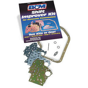 B M Shift Kit Turbo 400 Shift Improver Shift Kit 1965 1987 Th400 B M 20260