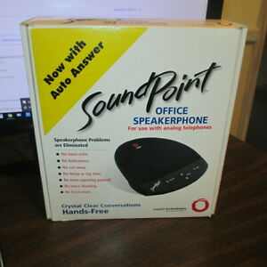 Polycom Lucent Soundpoint Office Speakerphone 2305 03908 001 New