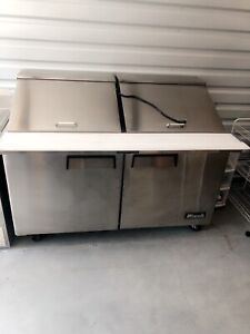 60 Inch Professional Refrigerated Sandwich Pizza Prep Table