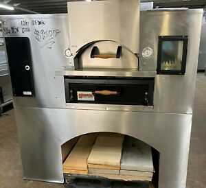 Marsal Sons Wave Series Natural Gas Stone Deck Pizza Oven Wf42 Reduced