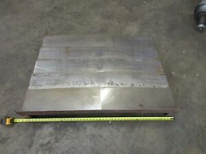 Cincinnati Arrow 1250 Erm Cnc Vertical Mill 47 X 32 X 3 Way Cover Covers