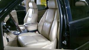 07 08 Cadillac Escalade Heated Cooled Leather Front Seat Set Cashmere Oem