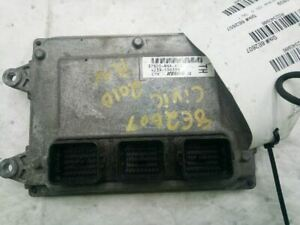 Engine Ecm Compressed Natural Gas Cng Injector Driver Fits 06 11 Civic 2340986