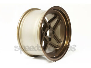 Rota Wheels Tbt Speed Bronze 15x8 0 4x114 3 Datsun 240z Corolla Ae86