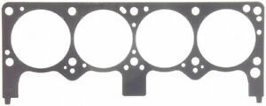 Fel pro 4 180 In Bore Small Block Mopar Cylinder Head Gasket P n 1008