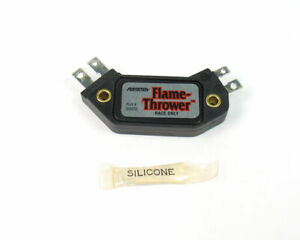 Pertronix Ignition Gm Hei 4 Pin Flame Thrower Ignition Control Module P N D2070