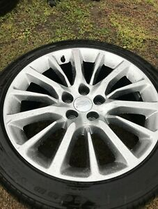 Brand New Cadillac 19 Inch Wheels With Tires