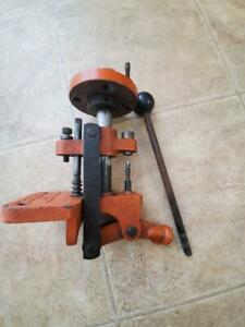 Lyman Tru Line Jr Reloading Press lyman turret press reloading press 22 hornet
