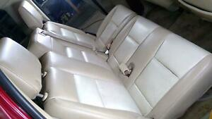 08 Ford Explorer 2nd Row Leather Seat Camel Vc Oem Used Eddie Bauer