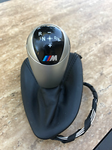 2008 2013 Bmw M3 Dct Shift Knob Boot Dual Clutch Shifter Smg E90 E92 E93 Oem