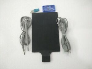 Valley Lab Surgical Monopolar Pencil 4 Electrodes Silicon Patient Plate Cable
