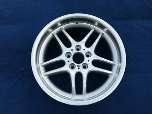 Bmw E38 525i 530i 540i 2001 2002 2003 18x9 Rear M Parallel Oe Wheel 59439