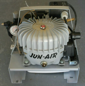 Jun air Compressor Silent Model 3 1 5 120psi 230v