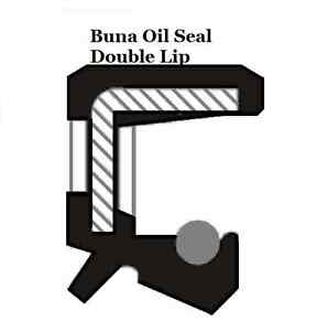 Metric Oil Shaft Seal 40 X 80 X 12mm Double Lip Price For 1 Pc