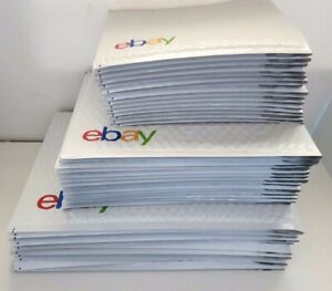 Ebay Brand Shipping Supplies Padded Bubble Envelope Business Starter Kit Lot 45
