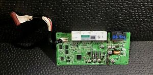 2005 06 07 Toyota Sequoia Limited Sr5 V8 Ac Amplifier Climate Control Board
