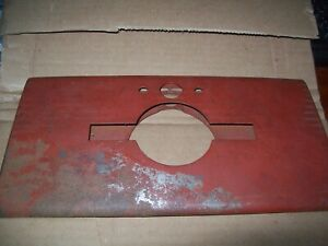 1938 1939 Ford Car Dash Glove Box Lid Door Conv Coupe A 32 34 Jalopy Coupe Sedan