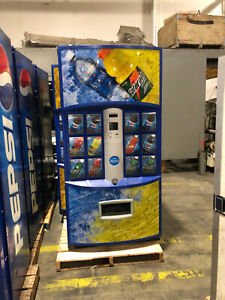 Gatorade Refurbished Vendo 840 Hvv Soda Machine Hvv 12 16 20 Oz Made In Usa