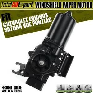 Wiper Motor W o washer pump Front For Chevy Equinox Pontiac Torrent Saturn Vue