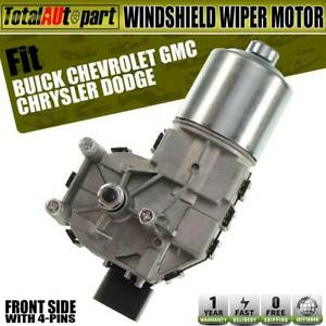 Wiper Motor W o washer pump Front For Buick Chevrolet Chrysler Dodge Gmc Acadia