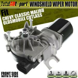 Windshield Wiper Motor Front For Chevy Malibu Classic Oldsmobile Cutlass 40 1014