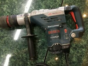Bosch Rotary Hammer Combination Drill 1 5 8 Sds max Corded 11264evs 126083
