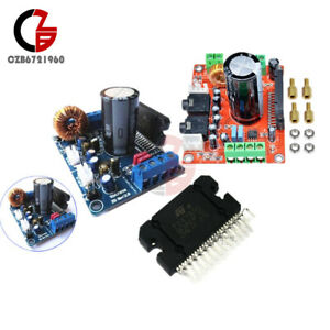Dc12v Tda7850 Car Audio Power Amplifier Board Stereo 4x 50w With Ba3121 Denoiser