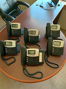 Digium D40 Ip Phone 2 line Sip With Hd Voice Backlit Display bundle For 400