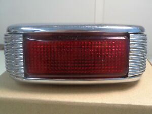 1941 Ford Tail Lamp Assembly Duolamp 11a Preowned
