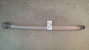 Flexable Metal Hose Ss 4ma1 7623 3 4npt Minnesota Flex Corp Combustible Fuels