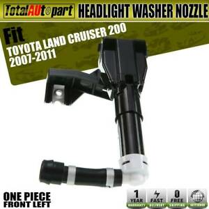 Headlight Washer Nozzle Front Driver Side For Toyota Land Cruiser 200 2007 2011