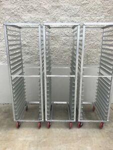 Commercial Bakery Rack 20 Sheet Restaurant Equipment