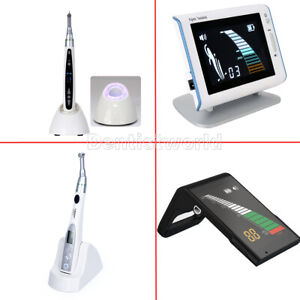 Morita Style Dental Apex Locator Wireless Led Endo Motor Root Cancal Handpiece