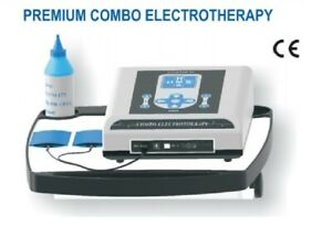 Professional Electrotherapy Equipment Interferential Therapy Unit Lcd Preset