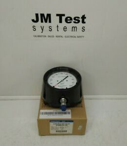 Ashcroft Gauge 100 Psi 451088wd02l100 1 4 Npt 4 1 2 New Inv