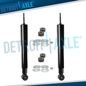 Chevrolet Silverado 2500hd 3500 Shock Absorbers For Front Driver And Passenger