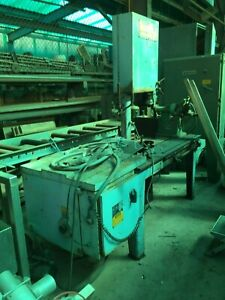 Marvel Series 8 mk 1 Vertical Band Saw