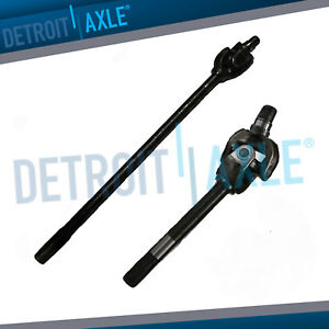 2005 2014 Ford F 250 F 350 Super Duty Dana 60 Pair Front U joint Axle Shafts
